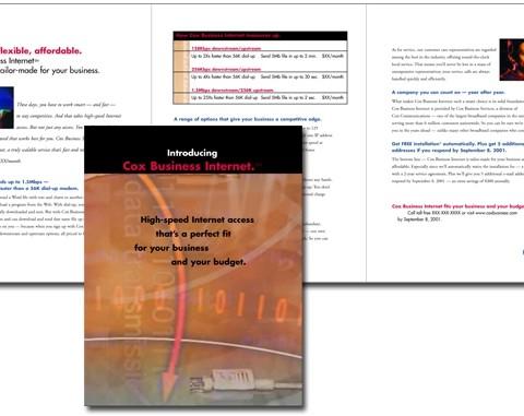 Cox Business Services brochure