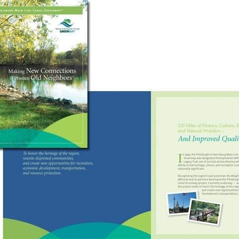 Pittsburgh Greenway brochure