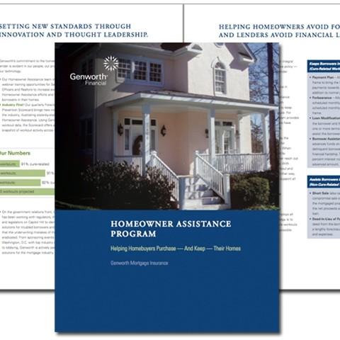 Genworth homeowner brochure