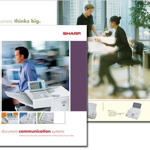 Sharp fax catalog