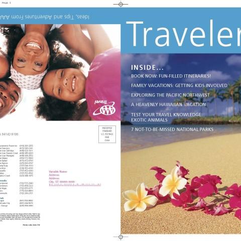 AAA Consumer travel catalog