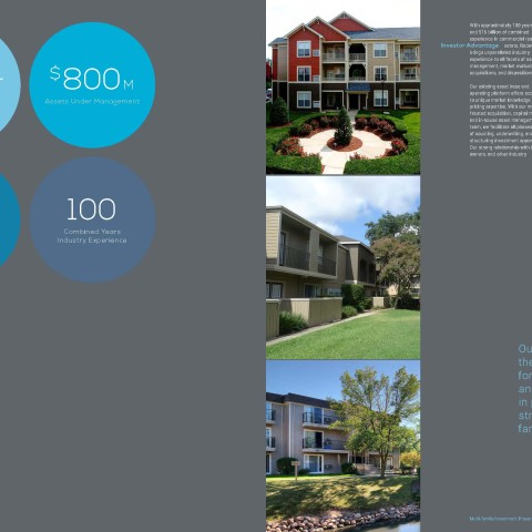 Redwood Capital real estate investment brochure