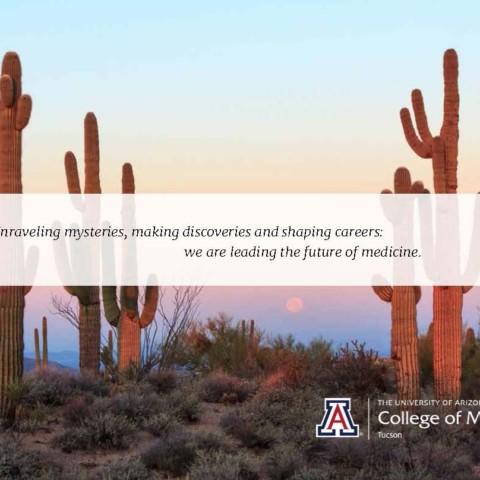 University of Arizona College of Medicine coffee table book